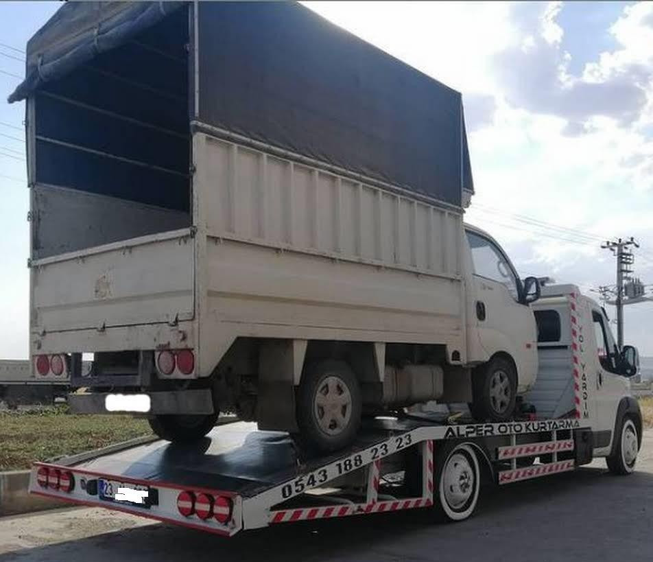 Elazığ Araç Taşıma